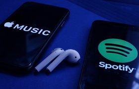Apple Music предложила артистам доход выше Spotify