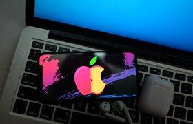 Apple включила поддержку сенсорной панели Windows