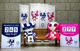 Роботы и технологии, которых показали на Олимпийских играх в Токио