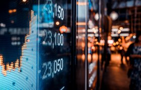 Объем торгов иностранными акциями за день на Мосбирже побил рекорд в 1 млрд рублей