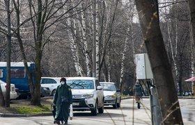 Действие пропускного режима в Москве продлили до 1 мая