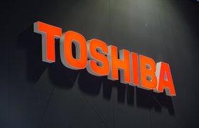 Акционер Toshiba потребовал отставки председателя совета директоров