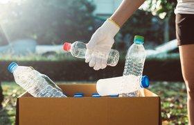 В помощь детям: Ubirator и «Вкусвилл» собрали и утилизировали более тысячи килограммов пластика