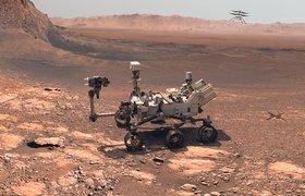 NASA переместит Perseverance для сбора образцов. Это вторая попытка аппарата получить марсианские камни