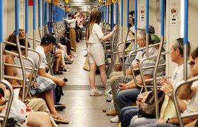 «МаксимаТелеком» установит в вагонах московского метро камеры с распознаванием лиц