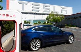 Tesla получила от Hertz крупнейший в истории рынка заказ на 100 тысяч электромобилей