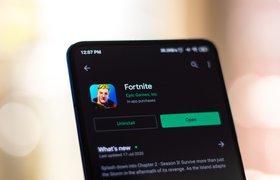 Apple удалила из App Store аккаунт разработчика Fortnite