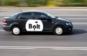 Bolt привлек $182 млн на внедрение технологии ИИ в сервис такси