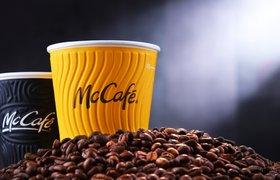 Кофе бренда «МакКафе» войдет в основное меню «Макдоналдс» по сниженной цене