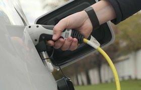 В Москве запустили первую «быструю» станцию для зарядки электромобилей