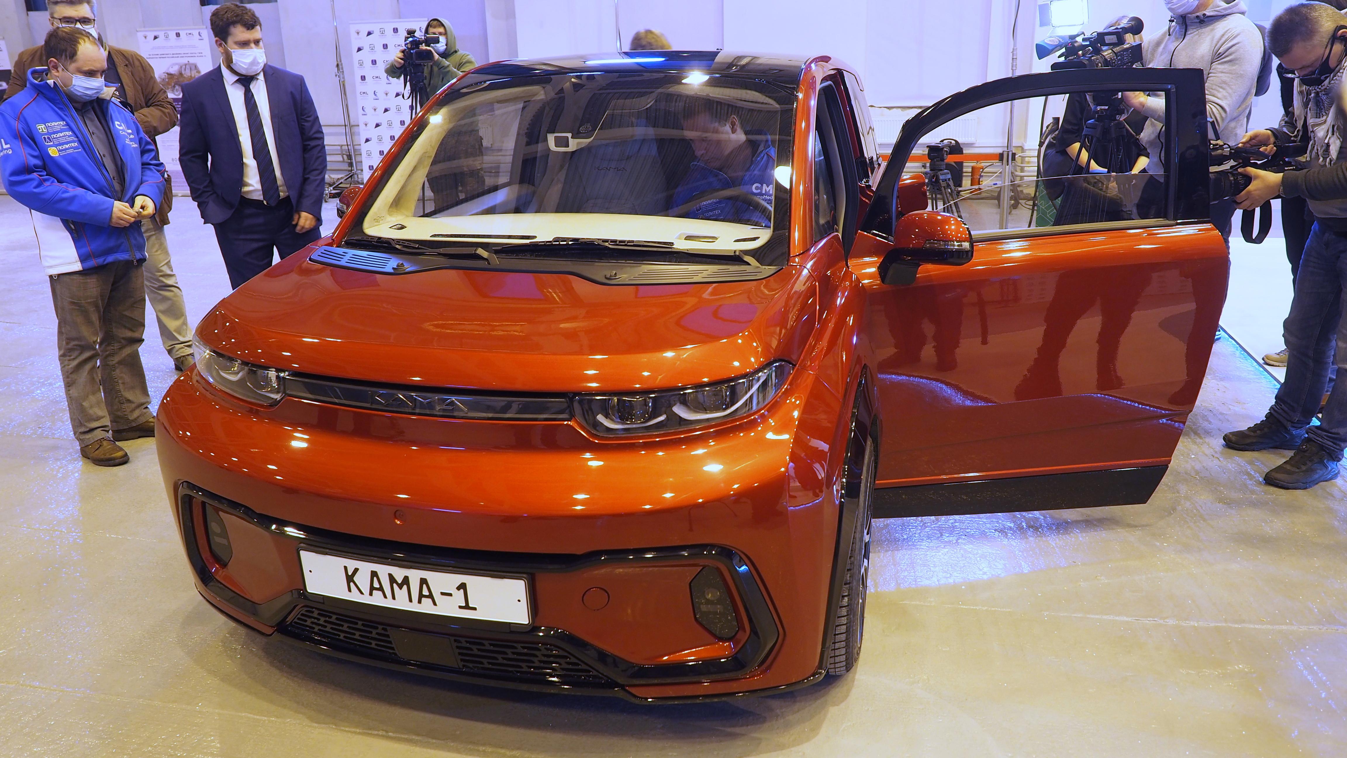 Российские власти разрабатывают программу поддержки электромобилей
