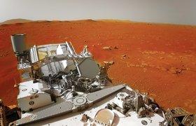 Космическая музыка: NASA опубликовала звук полета вертолета «Ingenuity» на Марсе