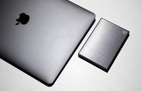 Seagate представил жесткие диски с биометрией для защиты данных