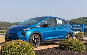 LG компенсирует GM $1,9 млрд издержек из-за отзыва электрокаров Chevrolet Bolt