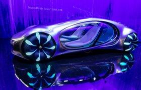 Автомобиль из вторсырья, кинотеатр на колесах: необычные концепт-кары и прототипы автосалона в Мюнхене