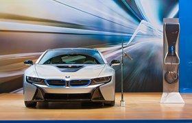 BMW выпустит девять новых моделей электрокаров к 2025 году