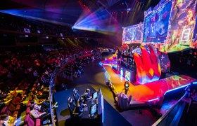 Российская киберспортивная команда проведет матч за $18,2 млн