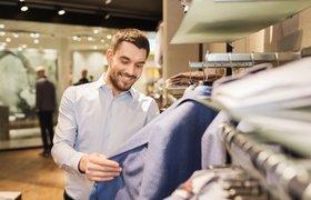 В Lamoda заметили рост объемов онлайн-покупок одежды среди мужчин