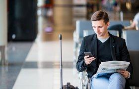 В США деловые поездки восстановились лишь на 40% из-за переноса сроков возвращения в офисы