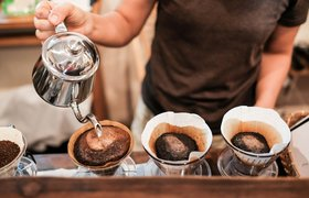 Paulig откроет в Москве кофейню с брю-баром