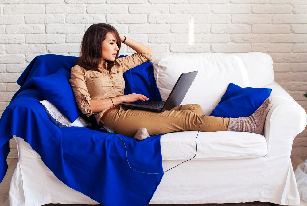 Можно ли построить карьеру, не вставая с любимого дивана