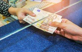 Курс евро на внебиржевом рынке превысил 90 рублей