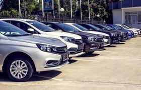 Эксперты назвали самые популярные у россиян автомобили
