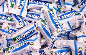 Компания Mars предупредила об ограничениях поставок Bounty в России