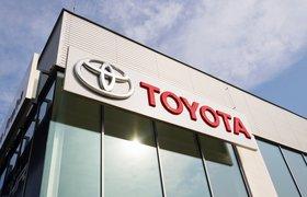 Toyota построит в США свой первый завод по производству аккумуляторов