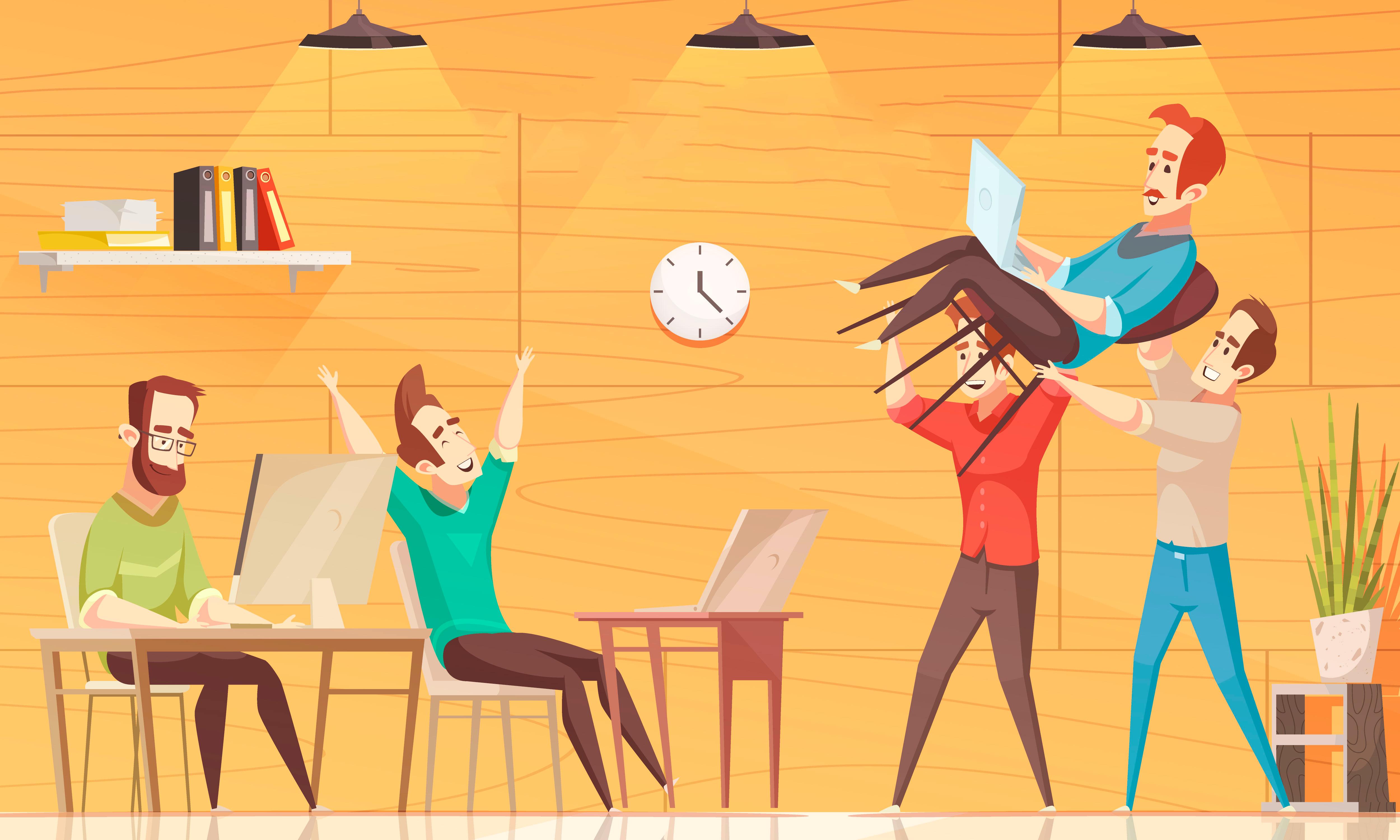 7 причин сменить классический офис на коворкинг