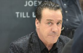 Линдеманна из Rammstein обвинили в нелегальной продаже NFT-токенов из Эрмитажа