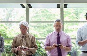 Люди стали «сидеть» в приложениях на 21% дольше