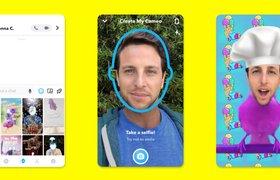 В Snapchat появится deepfake-функция Cameos