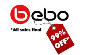 Первая в мире соцсеть Bebo стоявшая в 2005 году $850 млн. продана всего за $1 млн.