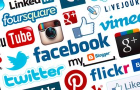 В ТОП-100 самых популярных соцсетей в мире «ВКонтакте» и «Одноклассники» заняли 9 и 10 место