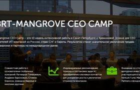 ABRT и Mangrove приглашают стартапы на CEO CAMP
