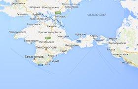 Google признал Крым российской территорией