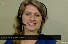 Пре-beta волшебства, или как Skype будет переводить речь в реальном времени