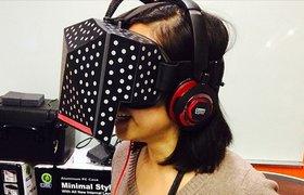 Еще один шлем виртуальной реальности — от Valve