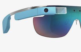 Представлены Google Glass с дизайнерскими оправами
