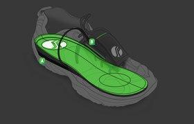 15-летний мальчик придумал кроссовки, заряжающие телефон при ходьбе