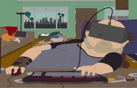 Виртуальный тур по South Park в Oculus Rift