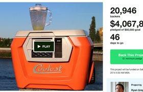 USB-кулер собрал $4 млн на Kickstarter — и соберет еще $30 млн