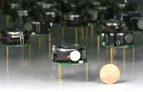 В Гарварде собрали «Оптимуса Прайма» из 1024 роботов