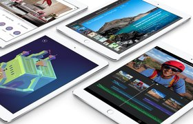 Apple представила новые Mac, iPad и sim-карту