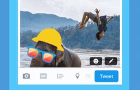 Twitter запускает стикеры-хэштеги