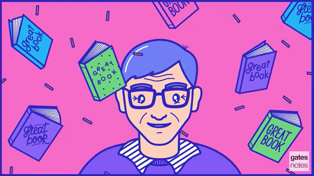 5 лучших книг 2016 года, по версии Билла Гейтса | Rusbase