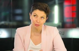 «Учусь быть честной». Наталья Синдеева (медиахолдинг «Дождь») – о личной жизни и карьере