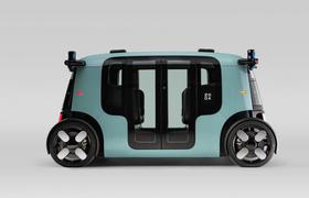 «Робоконкурент» Uber и Lyft: стартап Zoox от Amazon создал беспилотный электромобиль