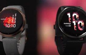 С функциями фитнес-браслета: Garmin представила новую линейку умных часов